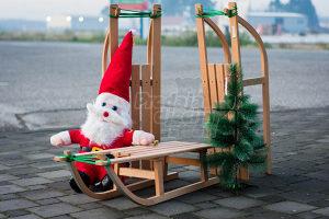 Drvene sanke za djecu/ Saonice za djecu