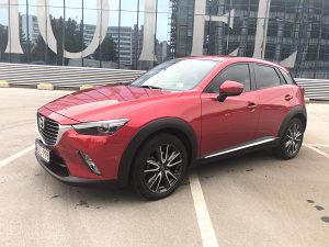 Mazda CX-3 Revolution plus CX3