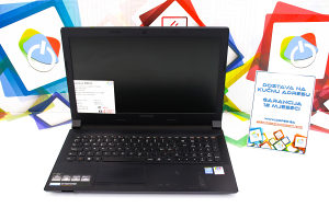 Laptop Lenovo 80EU; i3-4005u; 120GB SSD; 4GB RAM