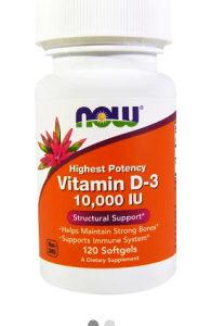 Vitamin d3/10 000/10000