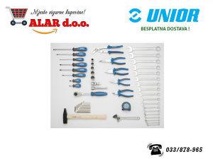 UNIOR 51-dijelni set alata za automehaničare 1000S