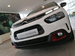 CITROEN C4 CACTUS SHINE PACK BLUEHDI 100
