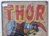 Thor / METALNA RETRO TABLICA ( 248 )