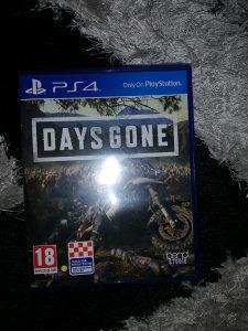 Days Gone PS4 hr ( HR titles)