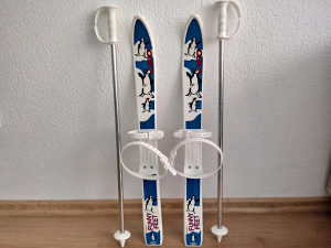 Dječije skije i štapovi