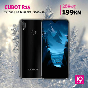Cubot R15   2GB+16GB   13+2 Mpx   Android 9.0   Dual si
