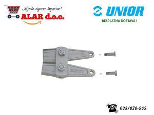 UNIOR rezervni noz za makaze za zeljezo 750mm 595.1/7A
