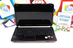 Laptop HP Pavilion dv6; i7-2630qm; HD 6700M; 240GB SSD