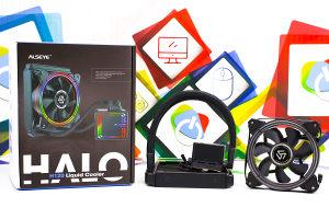 Vodeno hlađenje Alseye Halo H120