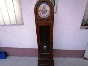Podni sat Njemacki Jugendstil 1920te