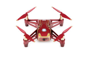 Dron Tello Iron Man Edition