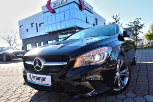 Mercedes CLA 220 CDI 4Matic 7G-Tronic Sport Sensation