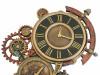 Samostojeći sat Steampunk Clock Astrolabio