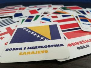 Kartice za učenje - Evropa - flashcards