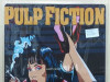 METALNA RETRO TABLICA / PULP  FICTION