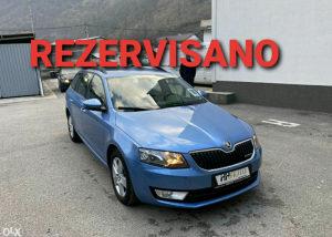 Škoda Octavia Green tec 2014 UVOZ NJEMAČKA GARANCIJA