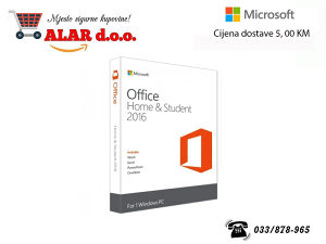 Aplikacije, Microsoft Office 2016 English