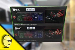 Borg Warrior KM-9025 Gaming Set
