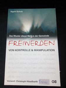Knjige njemački Sigrid Schulz Frei werden von Kontrolle