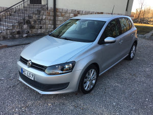 Volkswagen Vw Polo 1.6 TDI 66KW 2011 GOD