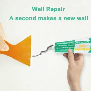 Smjesa za popravljanje ogrebotina i pukotina na zidu