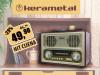 SAL Zvučnik bežični Bluetooth, 4in1