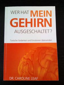Knjige njemački Caroline Leaf Wer hat Mein Gehirn,,