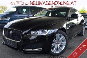 Jaguar XF Prestige 20d Automatik