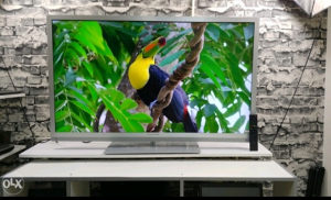 Tv grunding 55 inca