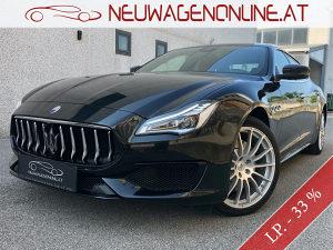 Maserati Quattroporte Diesel Gransport Aut