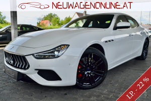 Maserati Ghibli Gransport Aut 350 KS