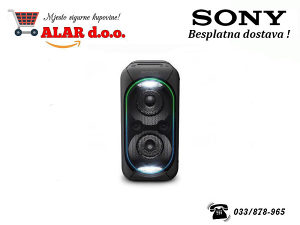 Sony HiFi system GTK-XB60 crni USB