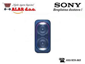 Sony HiFi system GTK-XB60 plav USB