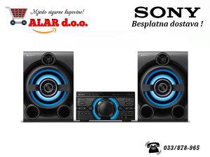 Sony HiFi sistem MCH M20 DVD