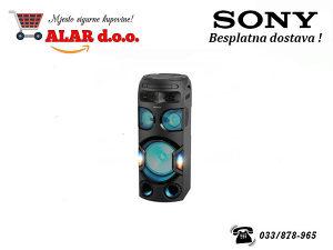 Sony HiFi sistem MHCV72D Live sound