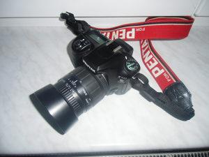 DSLR Pentax K100D Super