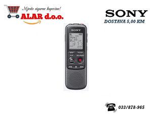 Sony diktafon PX240 4GB Mono