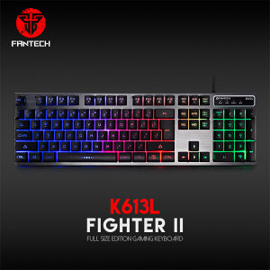 Fantech K613L Chroma LED Gaming Tastatura