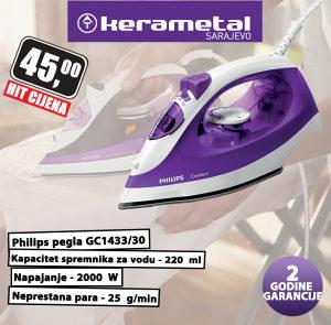 Philips pegla GC1433/30