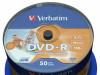 DVD-R MEDIJ VERBATIM 50PK 4,7GB  PRINTABILNI