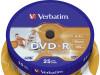 DVD-R MEDIJ VERBATIM 25PK CB P 16X