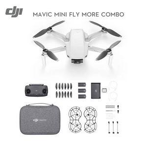 DJI dron MAVIC Mini FLY MORE COMBO set komplet
