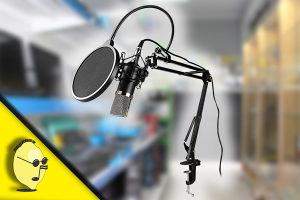 Snopy - SN03P Streaming Stolni Mikrofon
