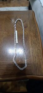 Srebreni lanac kraljevski vez