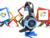 Gaming slušalice Aula Shax