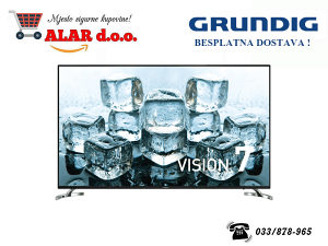 "GRUNDIG TV LED 75"" VLX 7860"