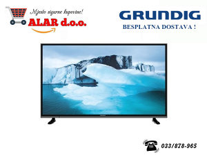 GRUNDIG TV 43 VLX 7850 BP SMART LED 4K ULTRA HD