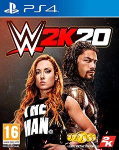 WWE 2K20 - (PS4 - PlayStation 4) www.igre.ba