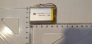 Li-ion baterija 3.7V  2000mAh