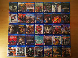 PS4 igre igrice FarCry Mad Max Assassin's Creed